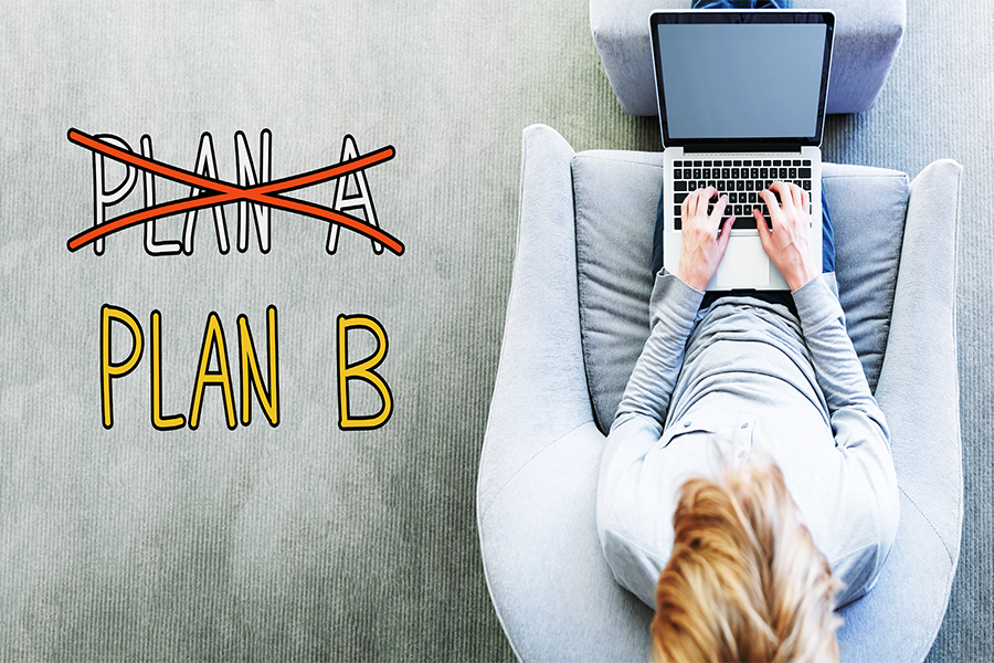 """Çalışma hayatında """"B Planı"""" neden gerekli?"""