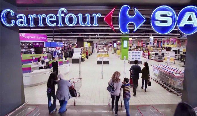 CarrefourSA'dan 2019'da 6,4 milyar lira ciro