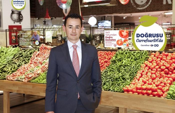CarrefourSA'dan yeni dönem stratejisi: Üreticinin, ürünün, hizmetin ve fiyatın doğrusu