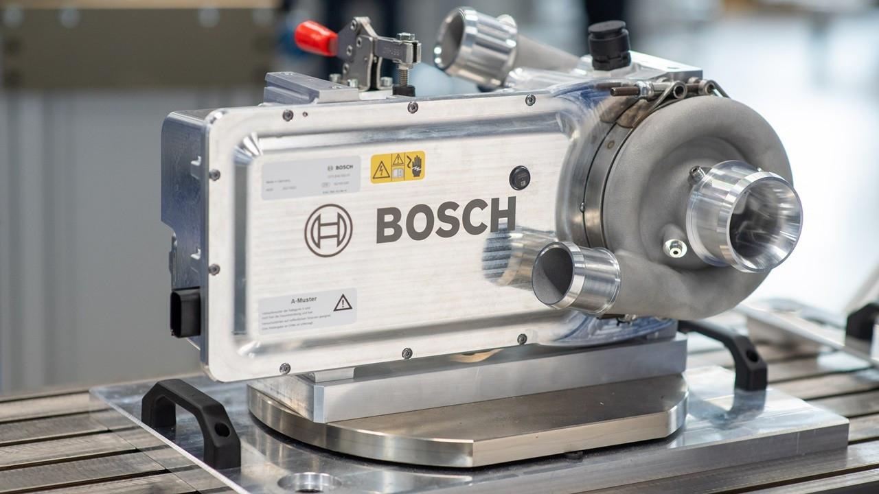 Cellcentric'e yakıt hücresi bileşenlerini Bosch tedarik edecek