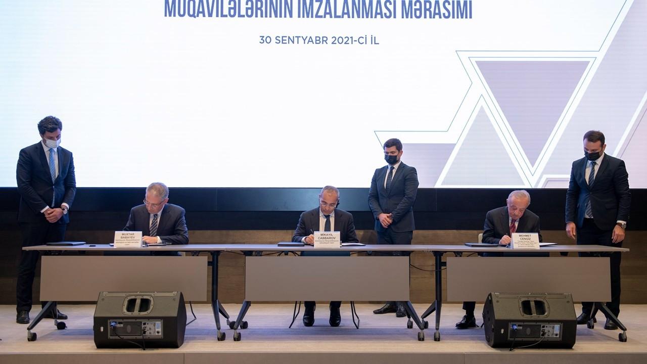 Cengiz Holding, Azerbaycan'daki üç maden için yetkiyi aldı