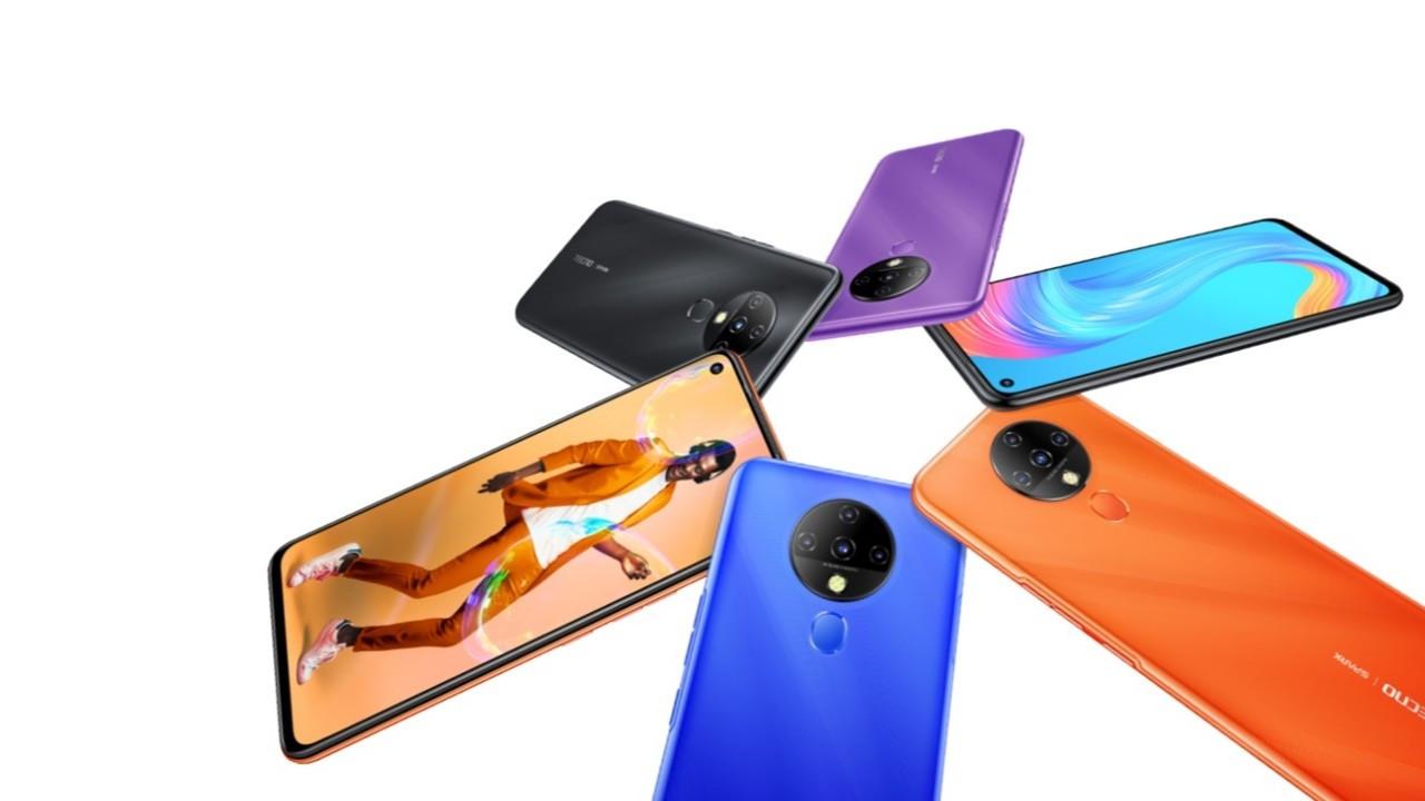 Çinli Tecno Mobile, Türkiye'de üretime başlıyor