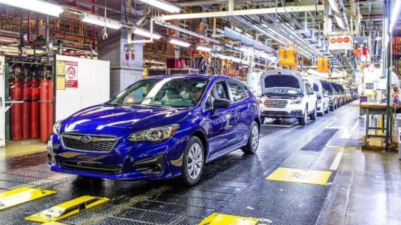 Çip krizi Subaru'nun üretimini azalttı