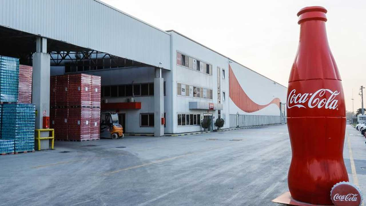 Coca Cola İçecek, ikinci çeyrekte 721 milyon lira net kar açıkladı