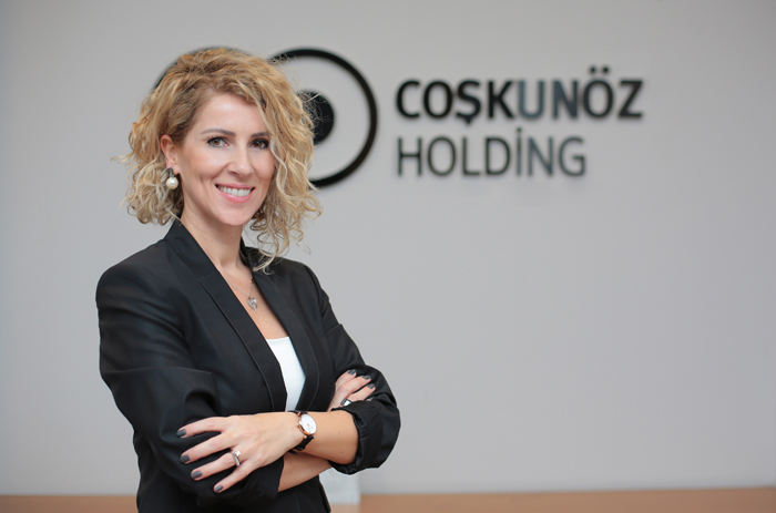 Coşkunöz Holding'in İK direktörü Arzu Öneyman oldu