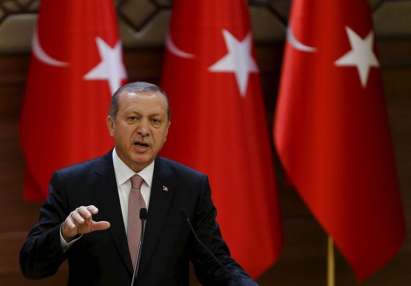 """Cumhurbaşkanı Erdoğan: """"2021'i yüzde 9'luk bir büyüme ile kapatmayı öngörüyoruz"""""""