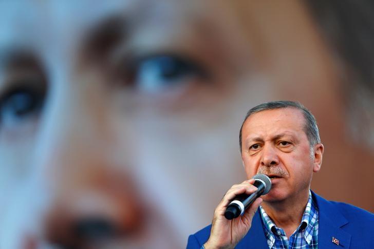 """Cumhurbaşkanı Erdoğan: """"Bölgesinde ve dünyada her kritik meselede söz sahibi bir ülkeye dönüştük"""""""
