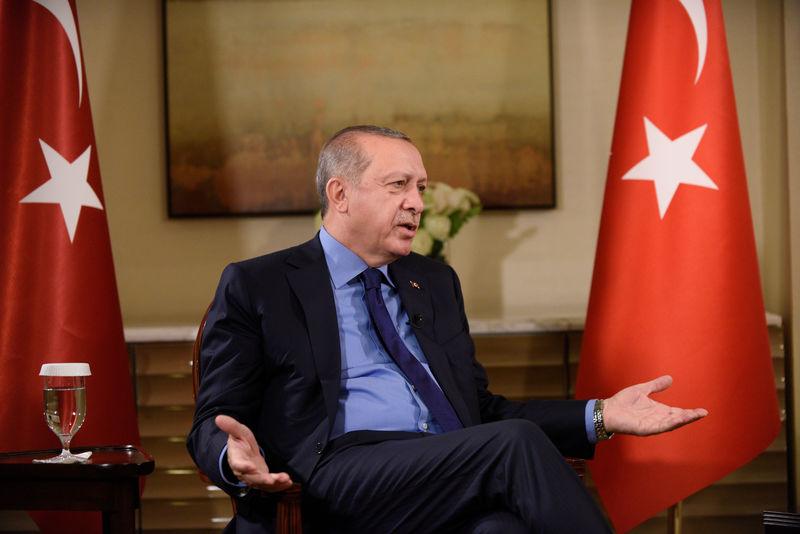 Cumhurbaşkanı Erdoğan'dan rezervler ve enflasyon açıklaması