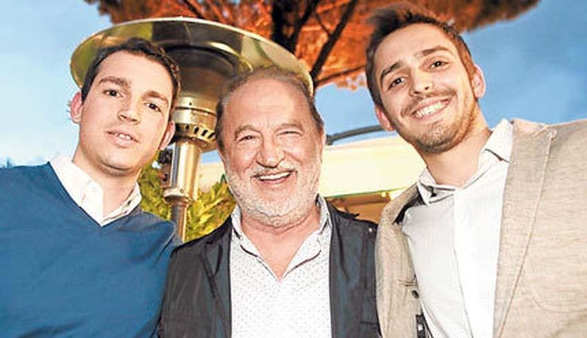 Derimod'un patronu Ümit Zaim'den oğullarına 1 Milyarlık hedef!