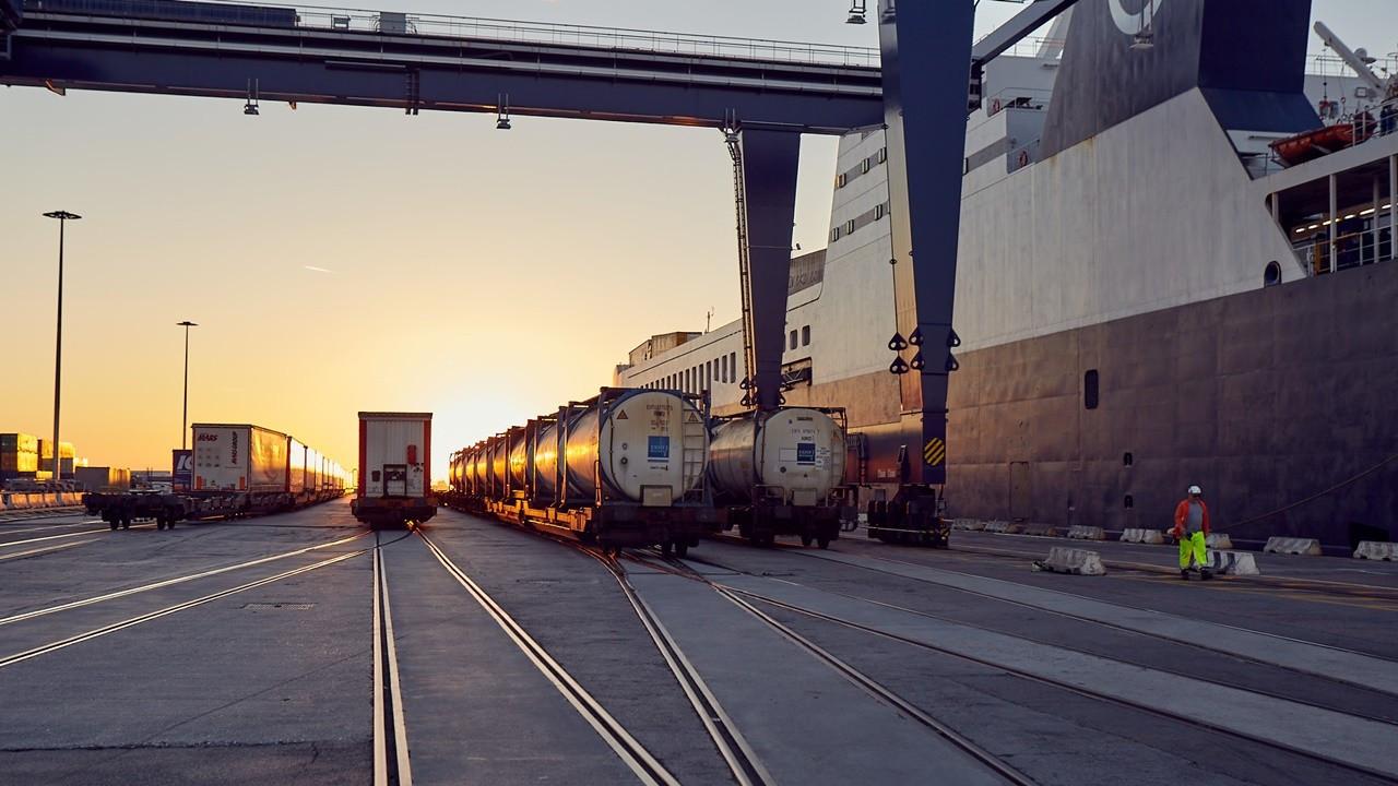 DFDS, primeRail ile ortak oluyor