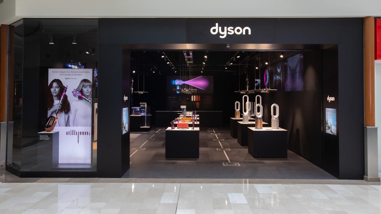Dyson, Türkiye'deki ilk demo store'larını açtı