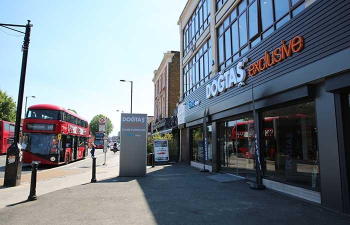Doğtaş, Londra'da mağaza açtı