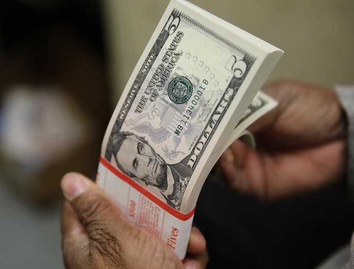 Dolar, ADP istihdam raporu öncesinde yükseldi
