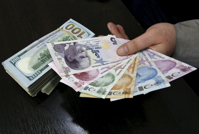 Dolar ve euro kurunda günlük yükseliş %1'i aştı