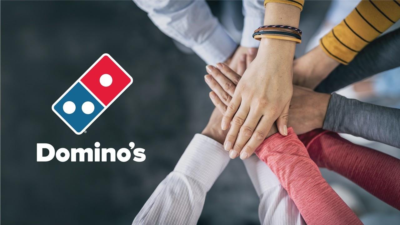 Domino's'tan yeni şube ve istihdam atağı