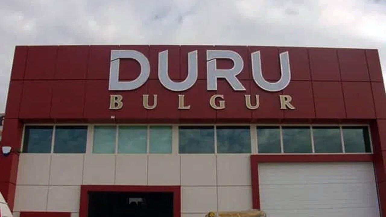 Duru Bulgur'dan soruşturma açıklaması