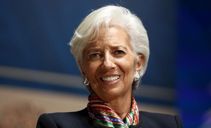 """ECB Başkanı Lagarde: """"Euro Bölgesi ekonomisi, pandemiden toparlanıyor"""""""