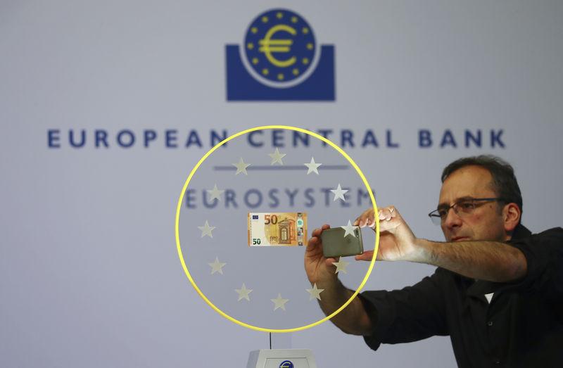 """ECB: """"Enflasyonda gelecek yılın ilk yarısında kayda değer düşüş bekleniyor"""""""