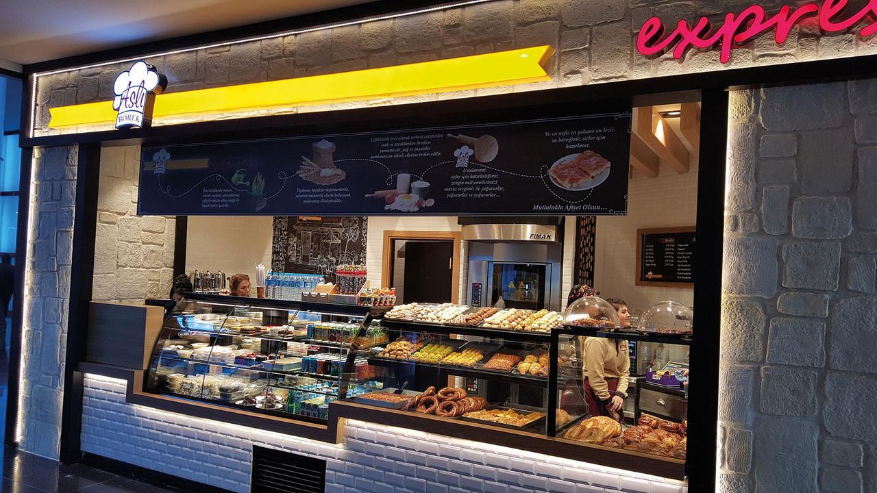 Eksim Holding, Aslı Börek'i satın aldı