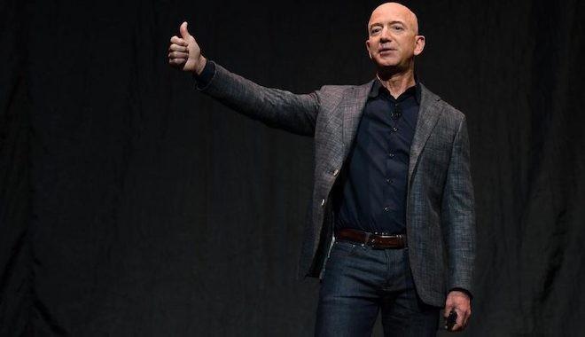 Emekliye ayrılan Jeff Bezos'un serveti rekor kırdı!