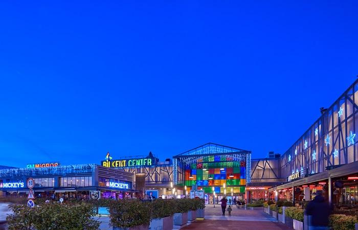 """""""En İyi Alışveriş Merkezi Renovasyonu"""" ödülü Bilkent Center'in"""