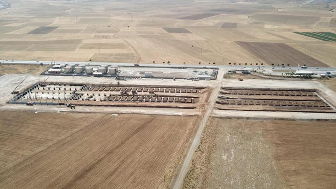 Eren Holding'den Bitlis'e iplik fabrikası