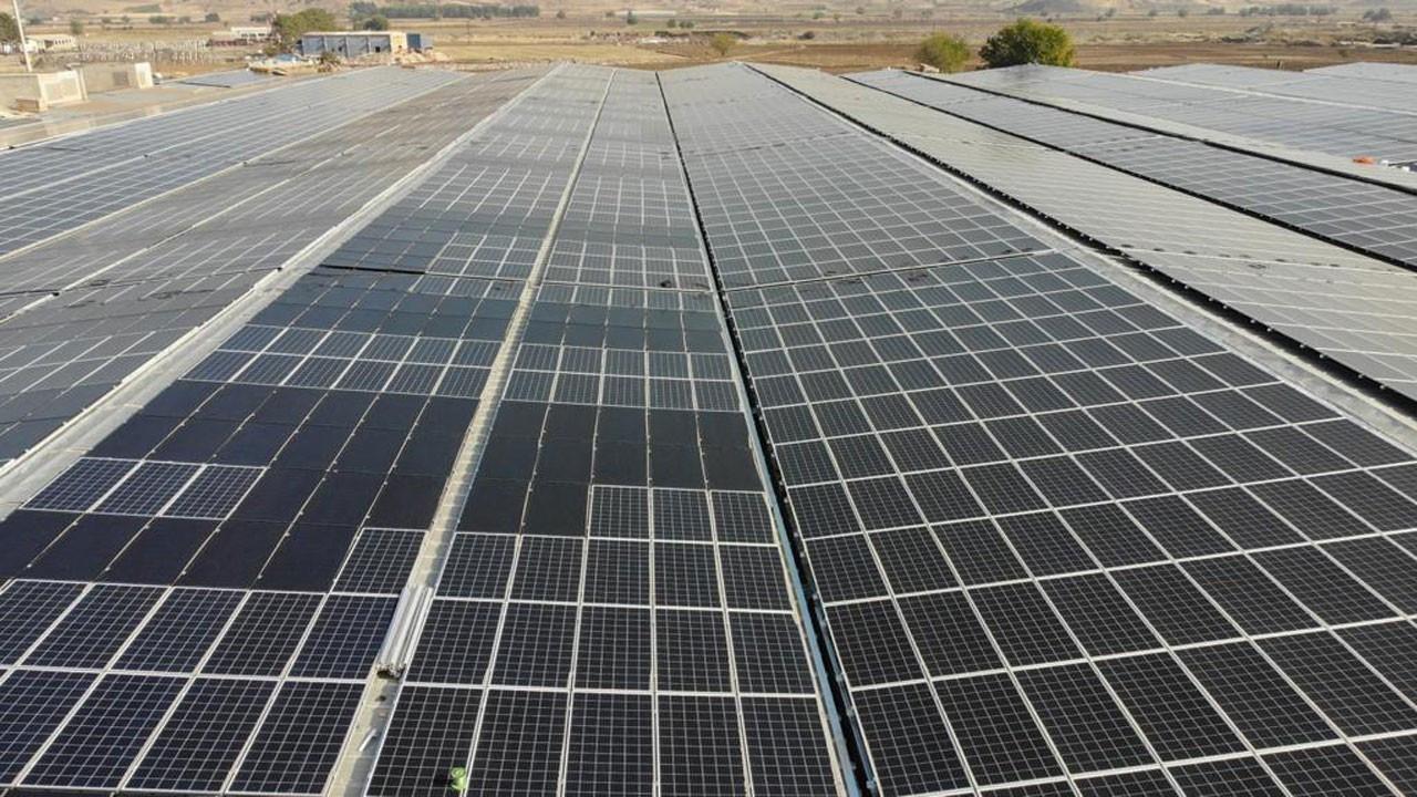 Esenboğa Elektrik, Türkiye'de en büyük solar portföy sahibi şirket oldu
