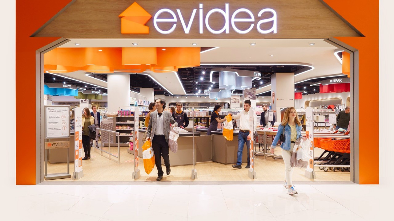 Evidea, yıl sonunda 30 mağazaya ulaşmayı hedefliyor