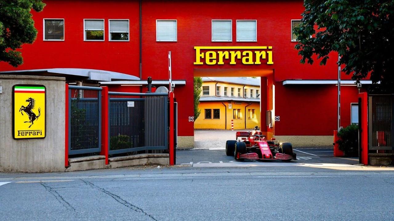Ferrari'nin yeni CEO'su teknoloji dünyasından