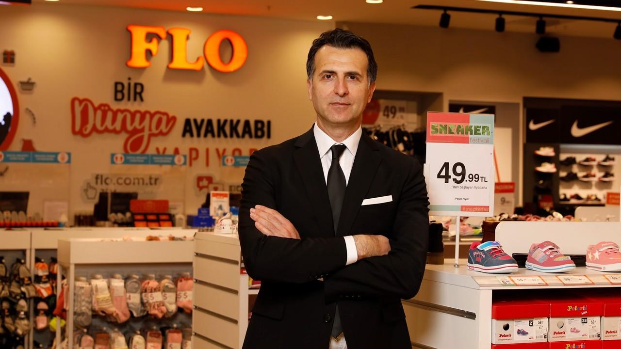 FLO, yurt dışı mağaza sayısını 120'ye çıkardı