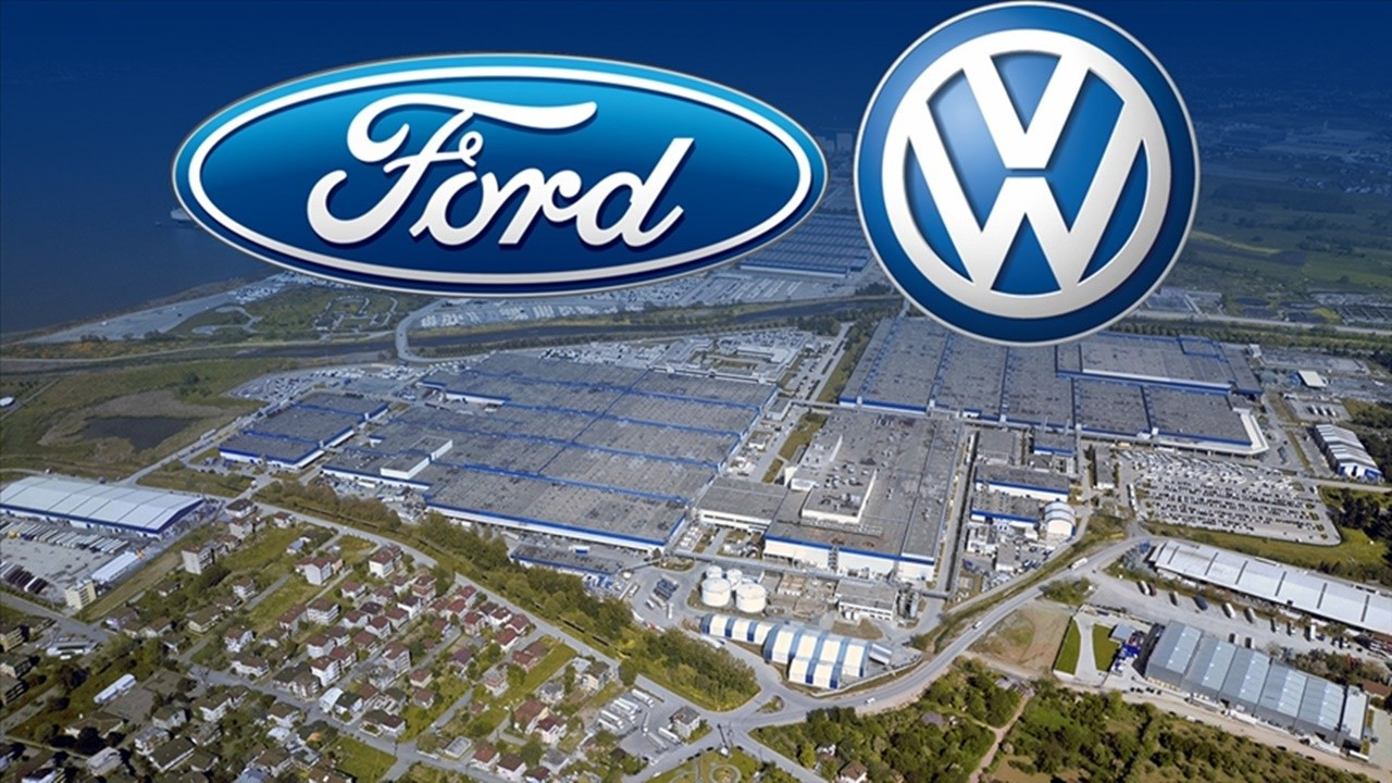 Ford Motor Company ve Volkswagen AG ortak üretim için anlaştı