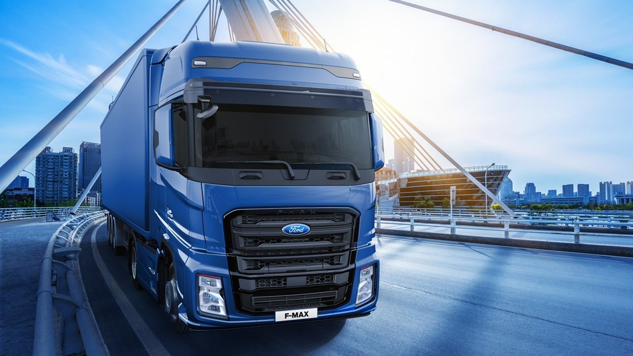 Ford Trucks, yeni bayiliklerle Avrupa'da büyümesini sürdürüyor