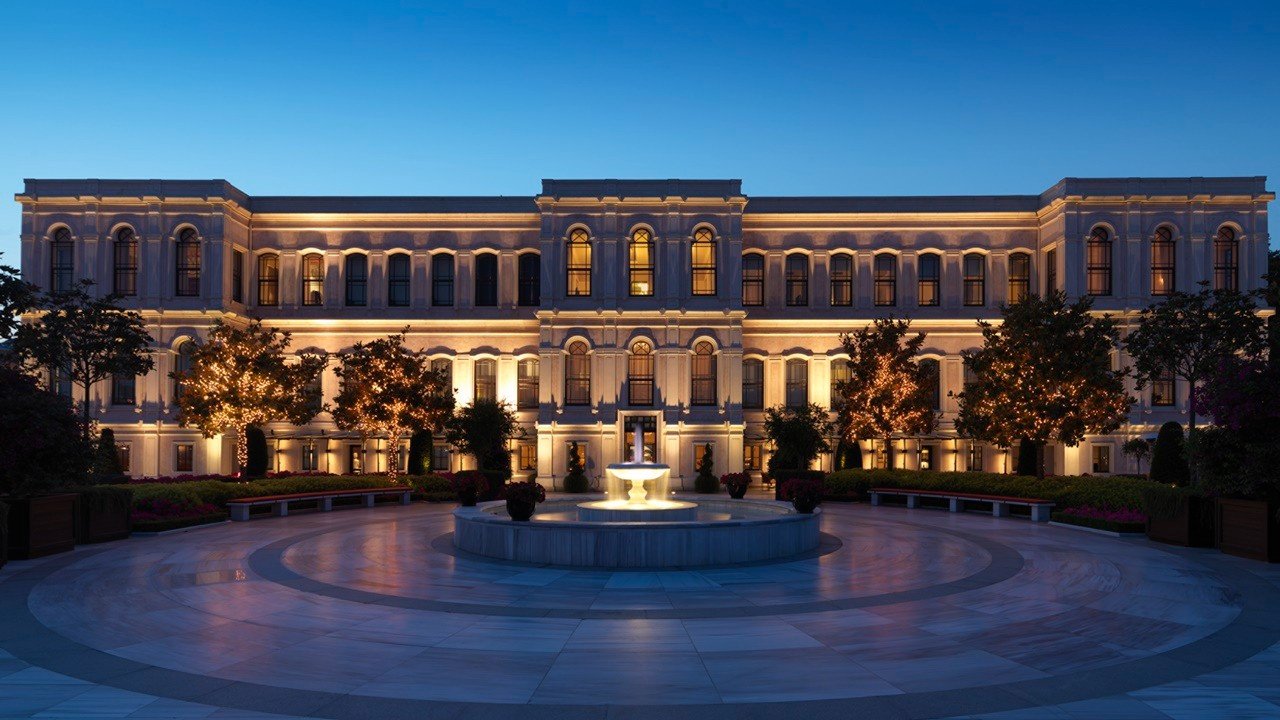 Four Seasons Hotel Bosphorus'a Haute Grandeur'den 6 ödül