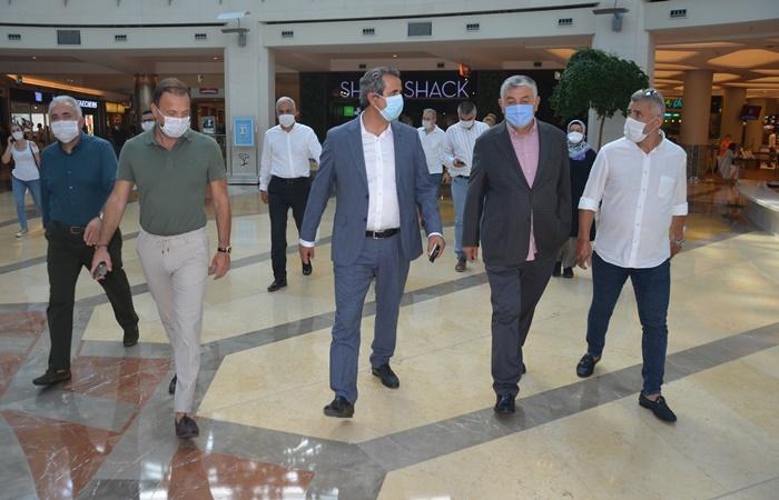 Genel Müdür Berk: Virüse karşı İstinyePark tam not aldı