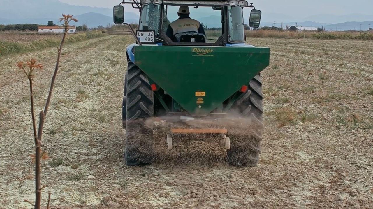 GÜBRETAŞ, gübre satışında ilk kez 2 milyon ton eşiğini aştı