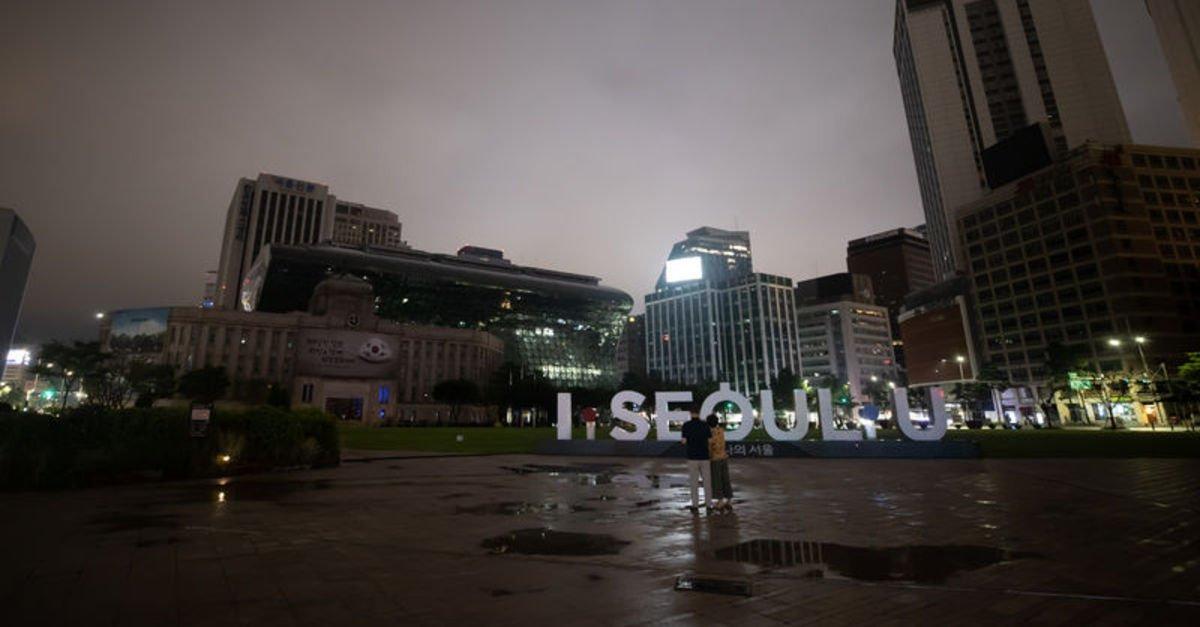 Güney Kore'de rekor harcama planı