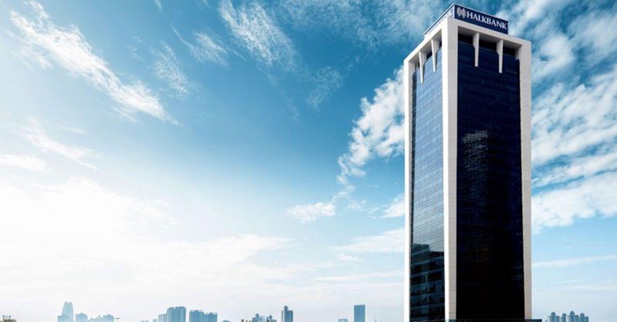 Halkbank'ın yılın ilk yarısında net kârı 123 milyon TL oldu