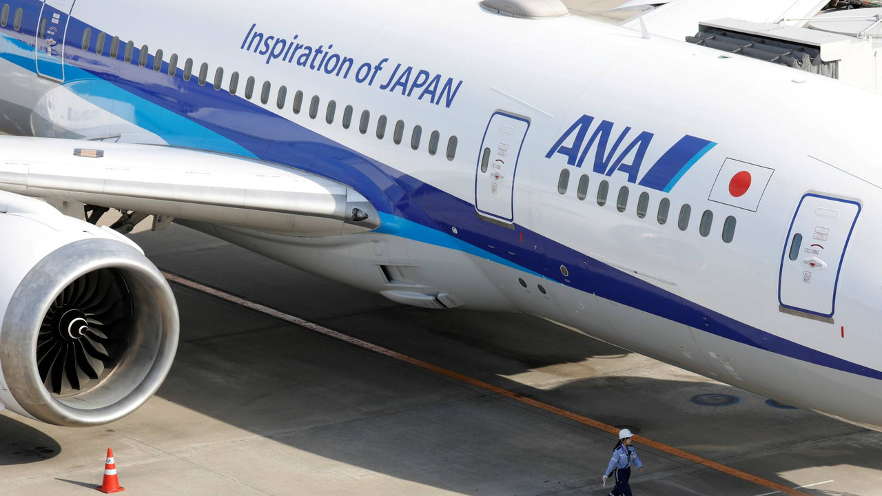 Havayolu firması ANA'dan 3.7 milyar dolarlık rekor zarar