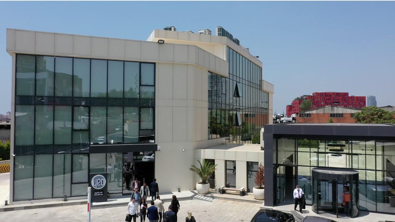 YEO, yeni merkez binasına taşındı