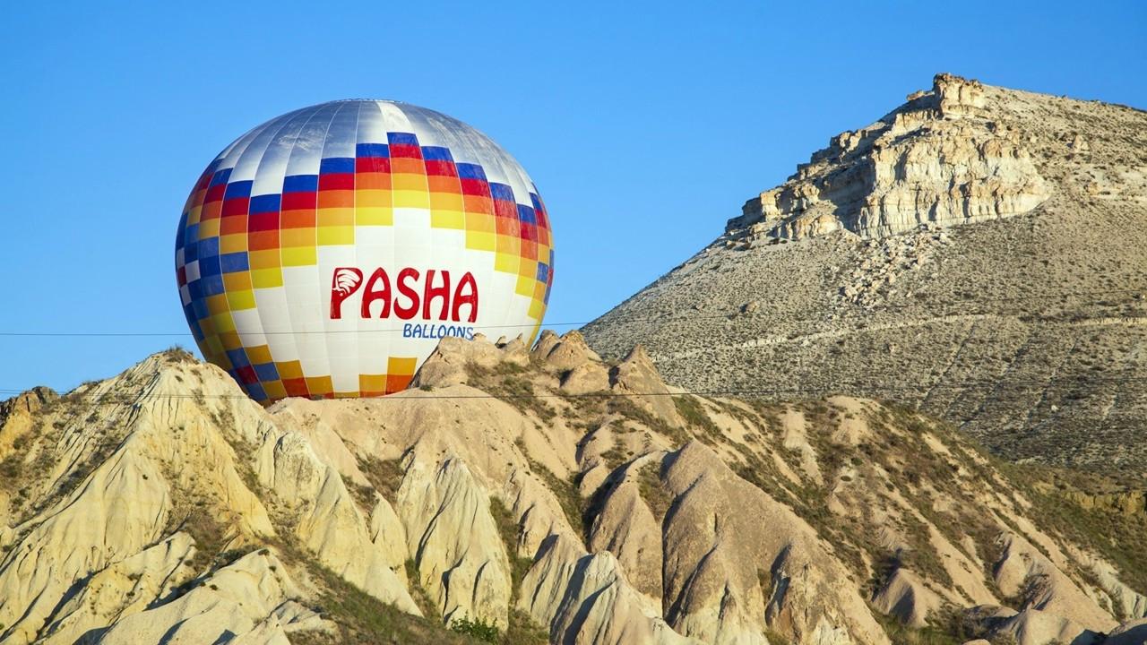 Yerli üretim ilk sıcak hava balonu ihraç edildi