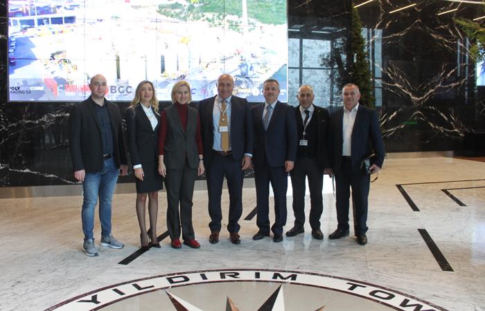 Yıldırım'ın yatırımda yeni rotası Moldova
