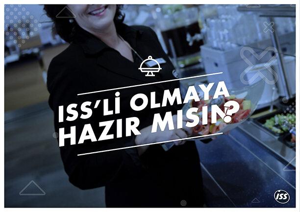 ISS Hazır Yemek Üretim ve Hizmet A.Ş. Kasiyer