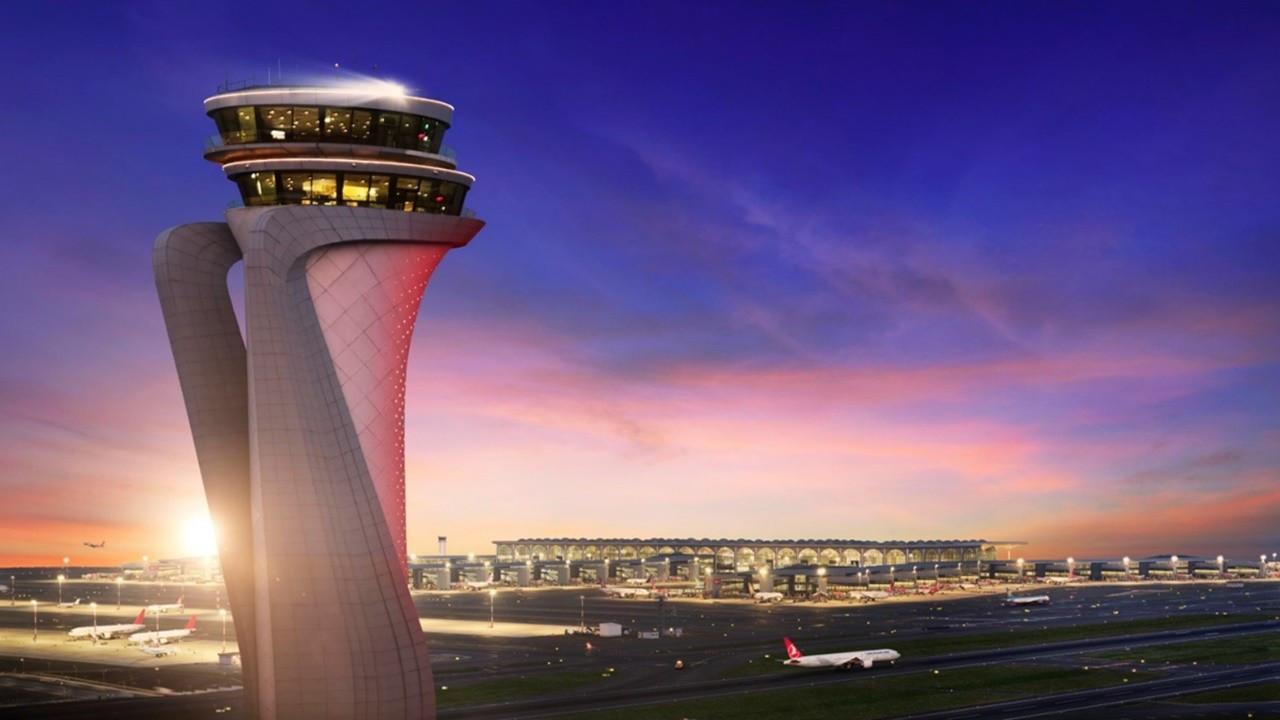 İstanbul Havalimanı, dünyanın en iyilerinde ikinci sırada