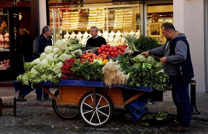 İstanbul'da enflasyon son üç yılın en yüksek seviyesine çıktı