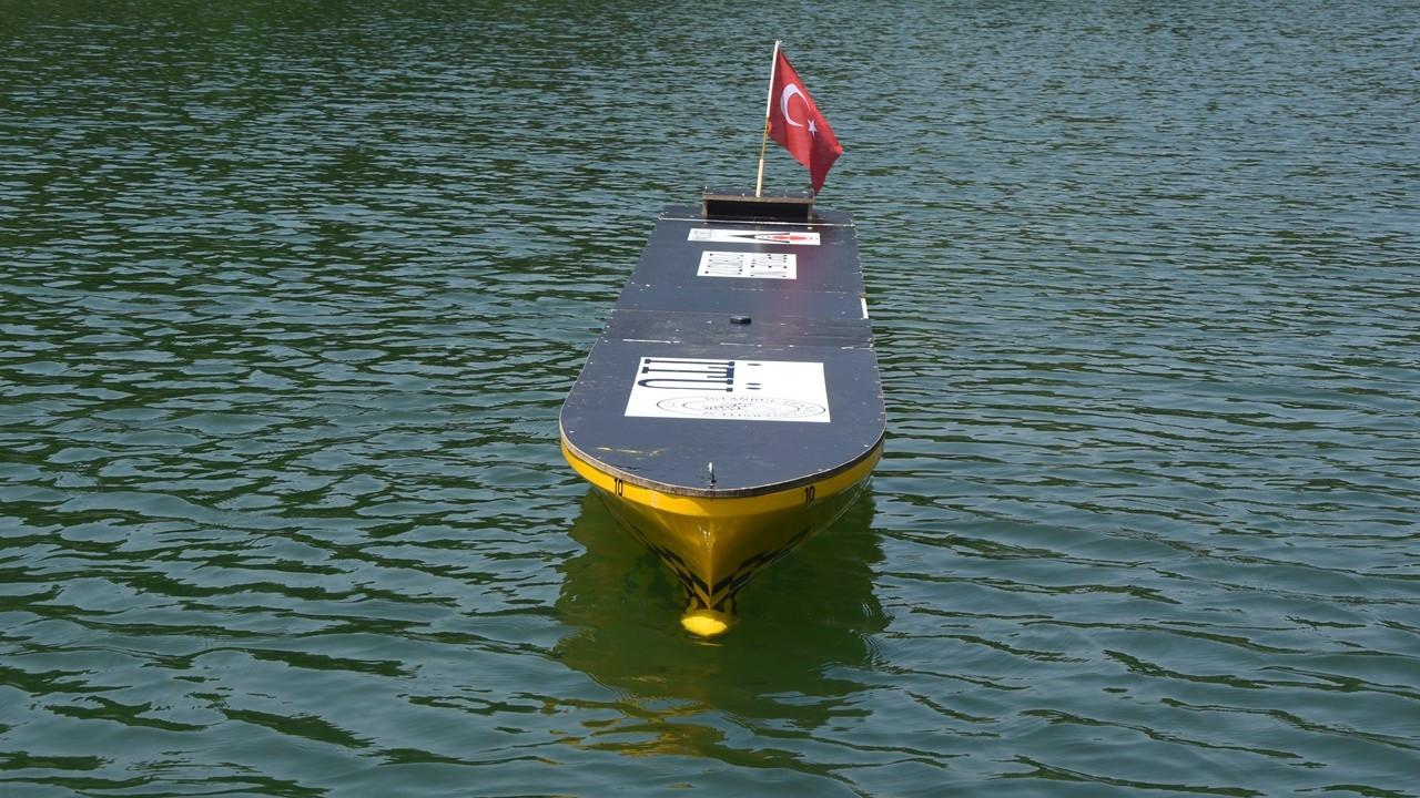 İTÜ'den otonom gemi çalışması