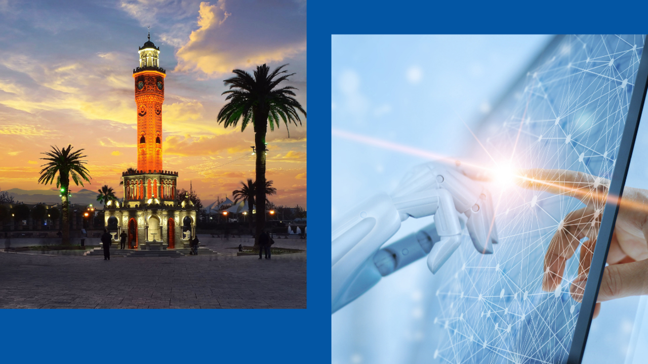 İzmir, Türkiye'nin teknoloji merkezi olma yolunda hızla ilerliyor