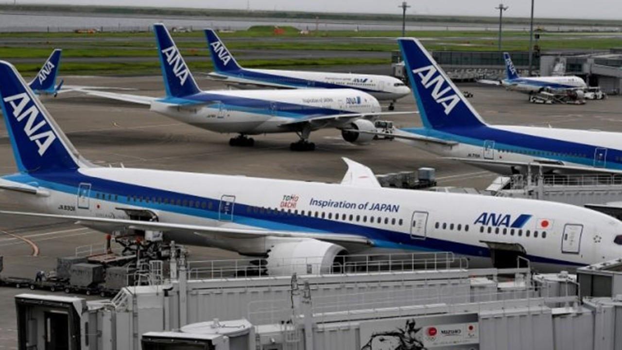 Japonya havayollarından ANA filoda daralmaya gidiyor