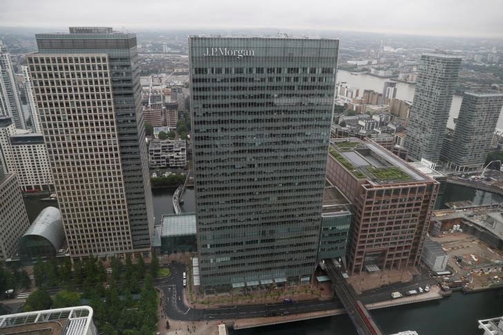 JPMorgan Gelir Raporu Beklentileri Aştı, Q3 Toplam Gelir Beklentiyi Karşılamadı