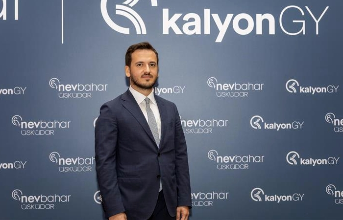 Kalyon, gayrimenkule 300 milyon Euro yatıracak