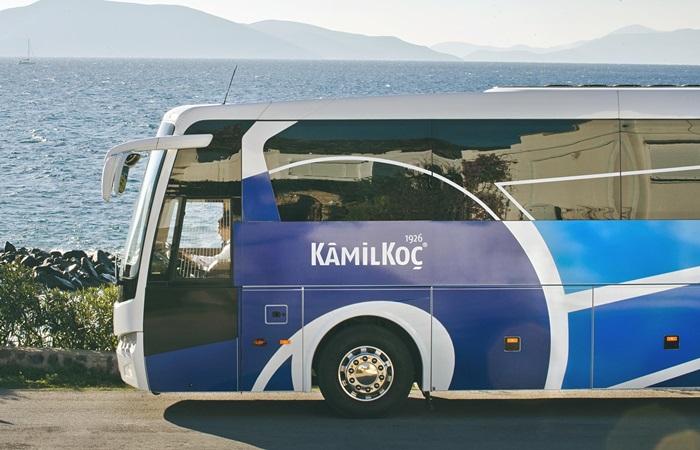 Kamil Koç'un biletlerine obilet.com'dan ulaşılabilecek